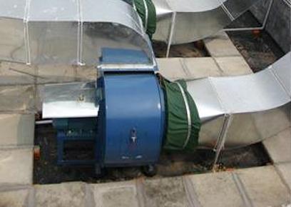 排煙軸流風機安裝廠家