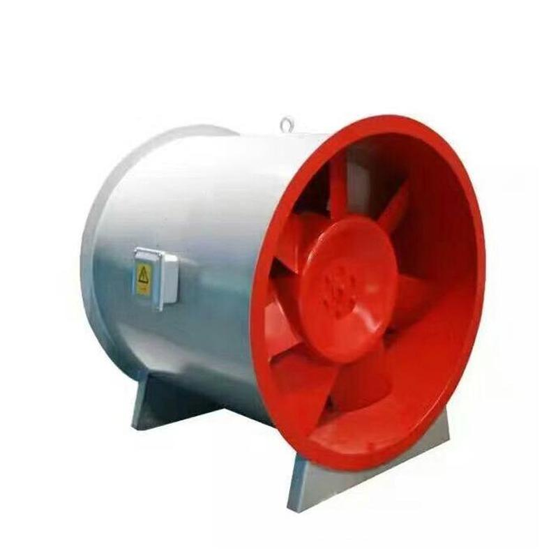 HTF-D型低速低壓消防高溫排煙風機