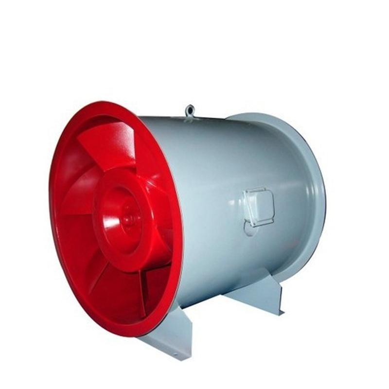HTF-IIG混流式消防高溫排煙風機